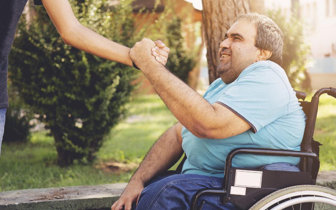 Menschen mit Behinderung einstellen/die Fördermöglichkeiten
