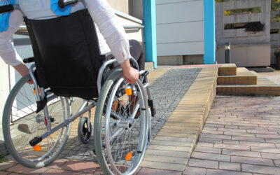 Behindertengerechte Büroeinrichtung – Von der Rollstuhlrampe zum barrierefreien Arbeitsplatz.